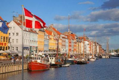 Landscape planning internship with salary in Denmark