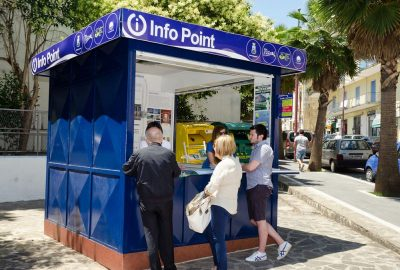 Internship at tourist information point in Granada