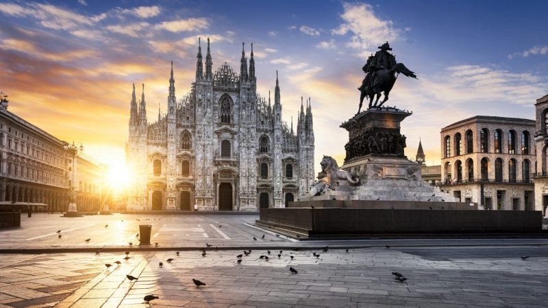Internship at Market Research company in Milan