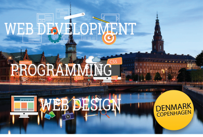 Internship in Copenhagen for Web Developer/Designer