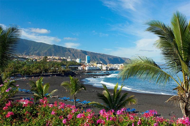Internship at luxury Hotel in Tenerife Island